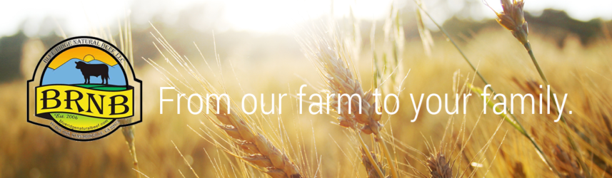 BRNB - From our farm to your family.